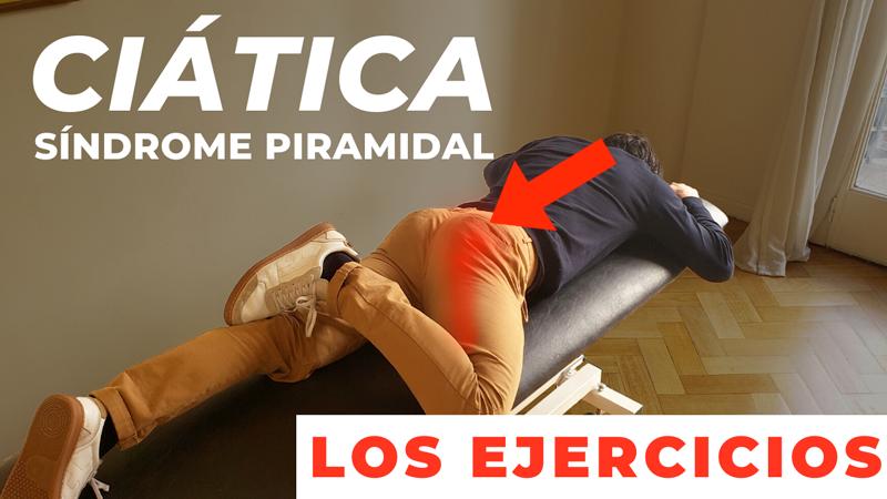3 ejercicios para la ciatica