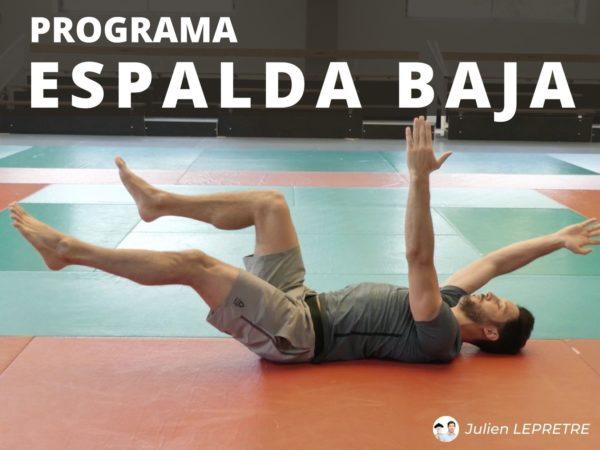 Ejercicio de movilidad para la espalda