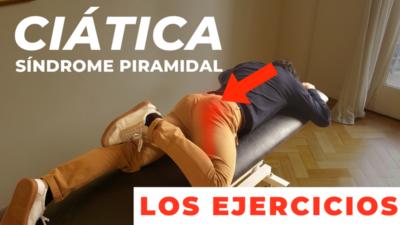 Dolor de ciatica - el sindrome piramidal