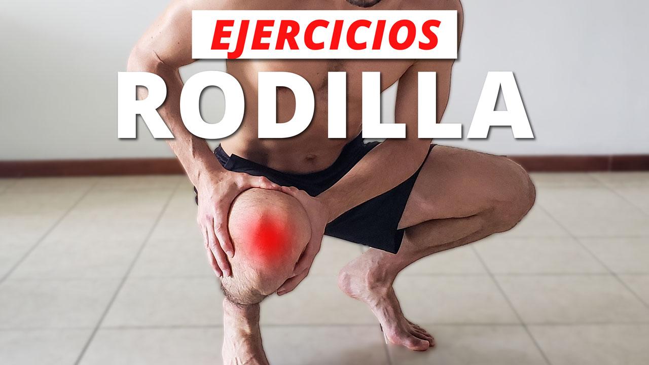 Dolor de rodilla ejercicios