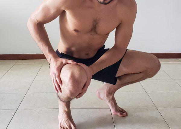 Aliviar el dolor de rodilla