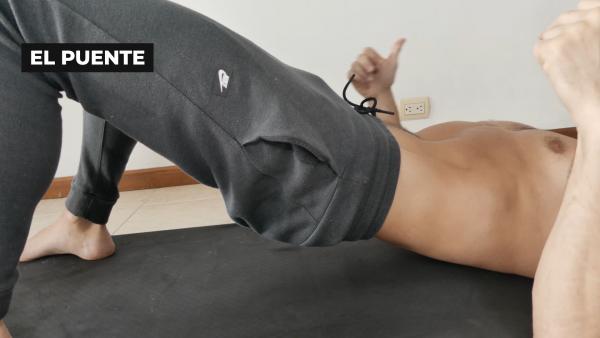 ejercicios para la zona lumbar