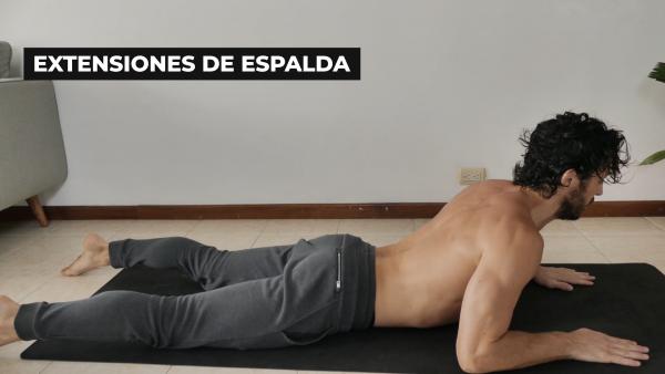 movimientos para el dolor de espalda baja